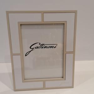 cornice bianco-beige GATTINONI home